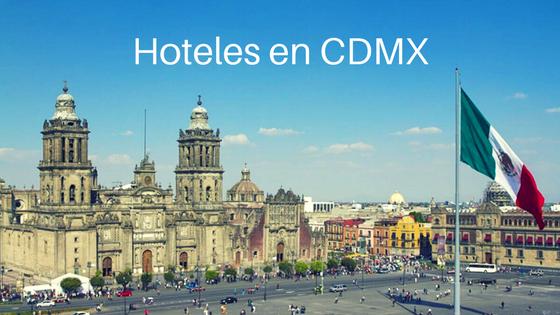 Hoteles en CDMX